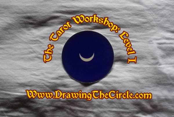 The Tarot Workshop I,II & III w/ Rev. Mark