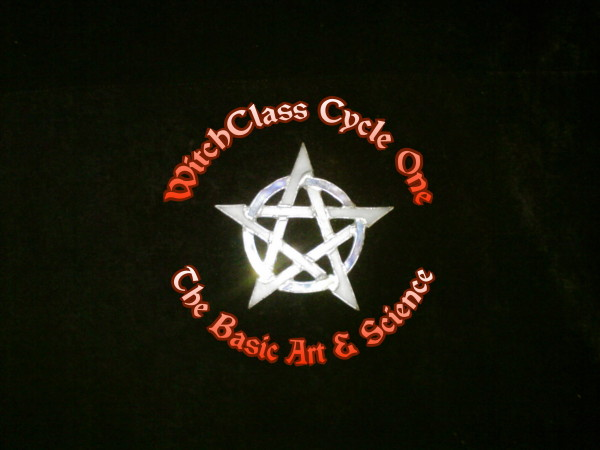 WitchClass Cycle One: The Basic Art & Science w/ Rev. Mark & Rev. Amy