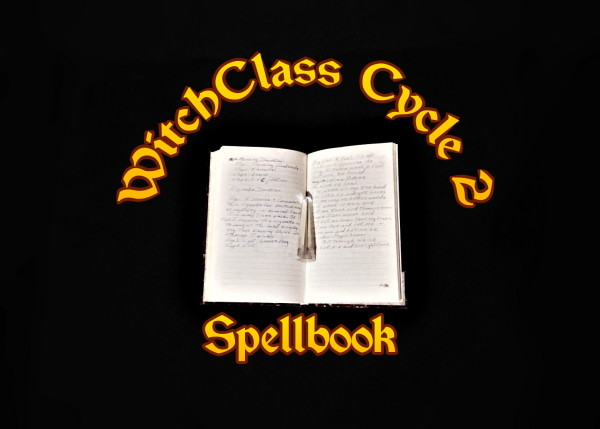WitchClass cycle Two: Spellbook w/ Rev. Mark & Rev. Amy