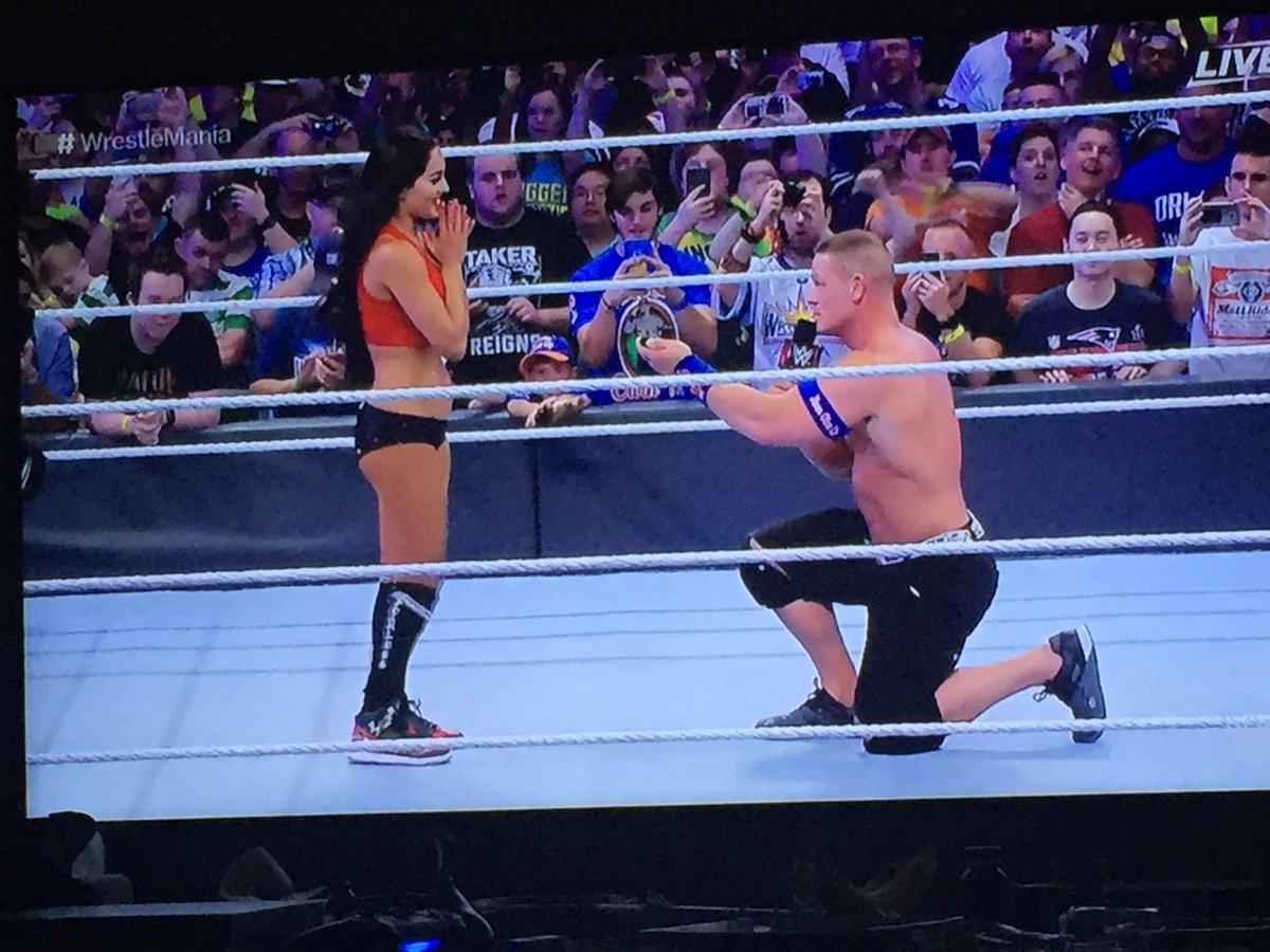 John Cena And Nikki Bella Split
