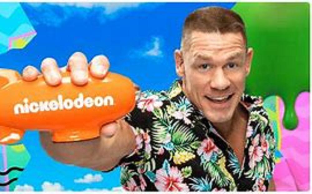 John Cena Teaming Up With Nickelodeon