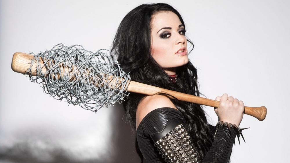 Paige's Neck Injury