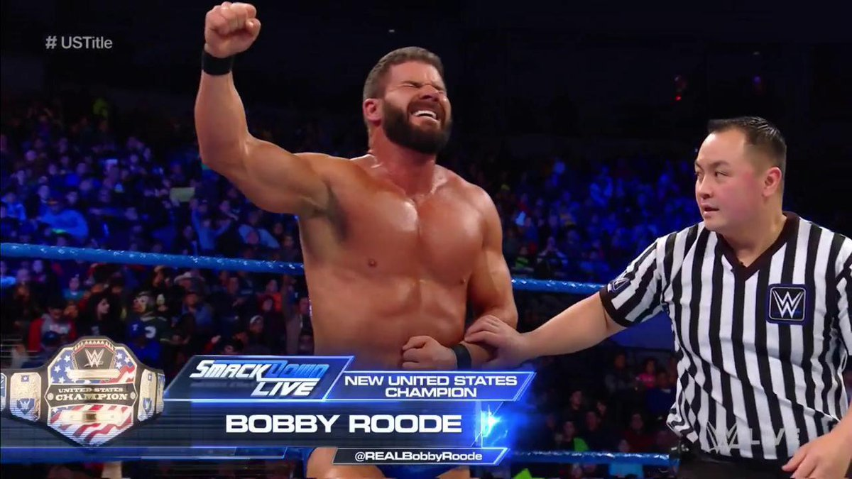 Smackdown Live Results 1/16/2018