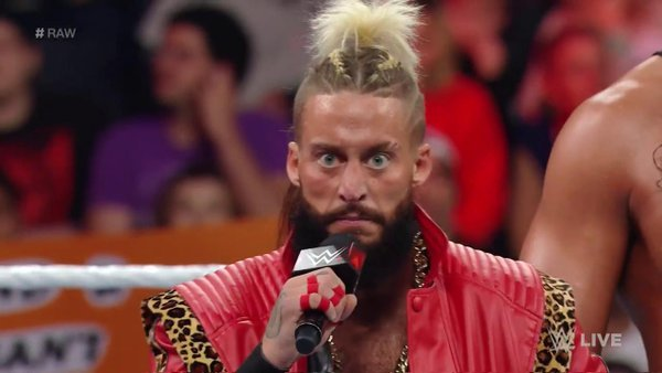 WWE Released Enzo Amore Following Allegations