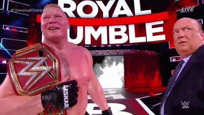 Royal Rumble 2018 Results