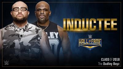 The Dudley Boyz To Be Inducted In The Hall Of Fame