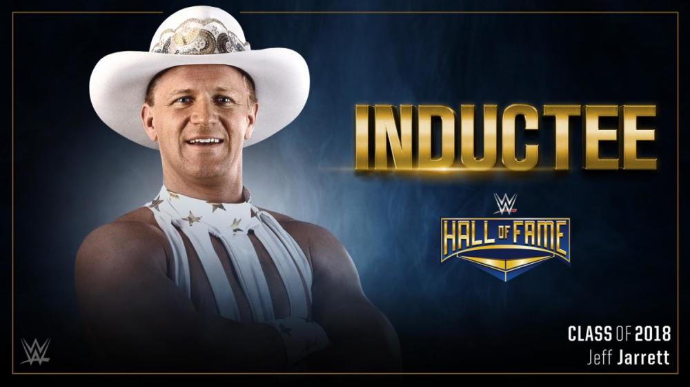 Jeff Jarrett To Be Inducted Into The Hall Of Fame
