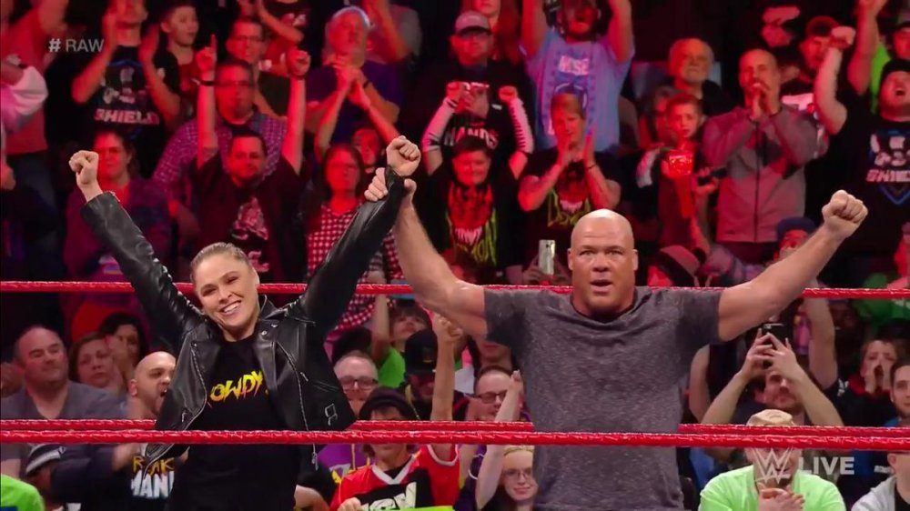 RAW Results 3/5/2018