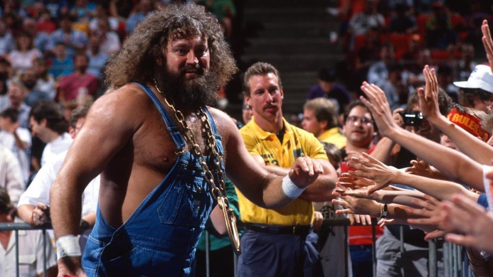 Hillbilly Jim To Be Inducted Into Hall Of Fame