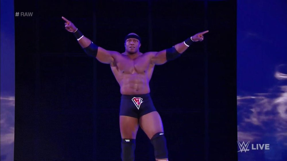 Bobby Lashley Returns To WWE