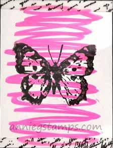 Chalk Marker Card