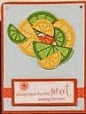 Sweet Among the Sour Card