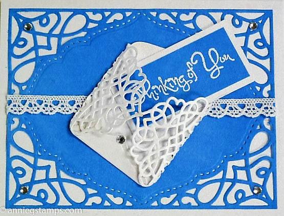 Elegant Thinking of You Card