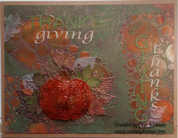 Giving Thanks Collage