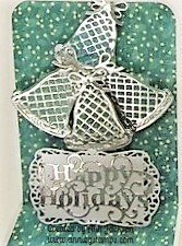 Holiday Bells Pop-Up Card