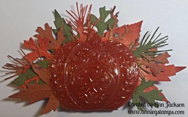 Pumpkin Tabletop Decor