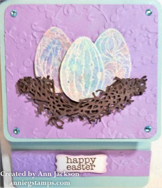 Egg Nest Card
