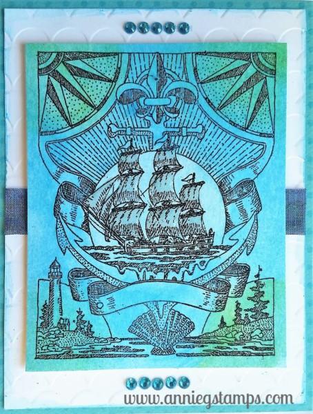 Gelato Ship Card