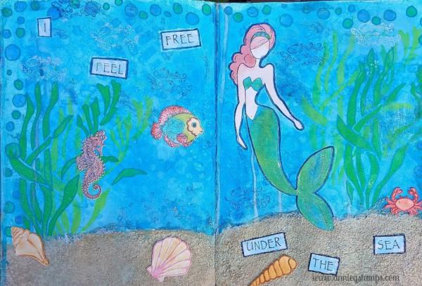 Art Journal Club - Under the Sea