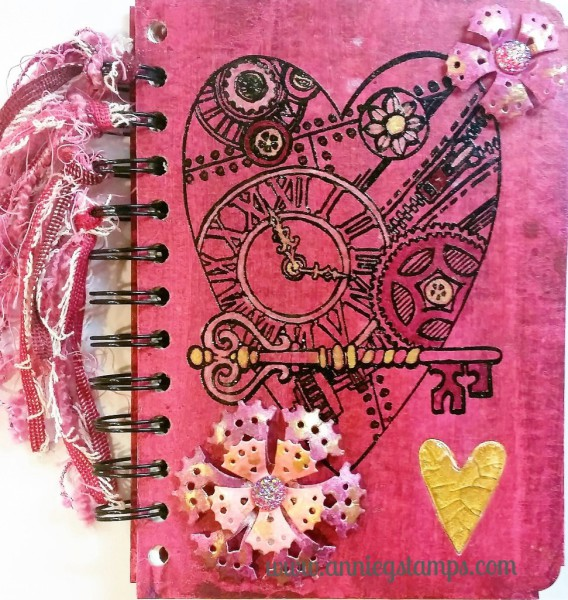 Heart Journal Front Cover