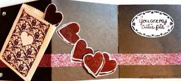 Cutie Pie Card-Open