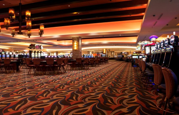 Casino Floor (Table View)