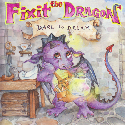Fixit The Dragon Release Date 7/11/17