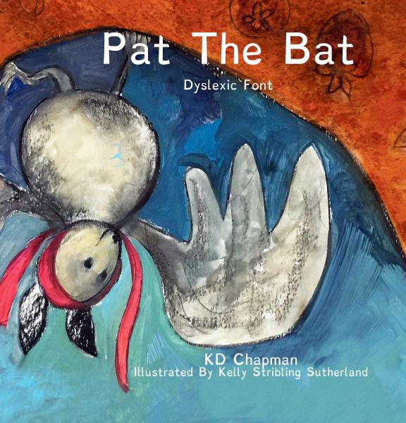 Pat the Bat Dyslexic Font