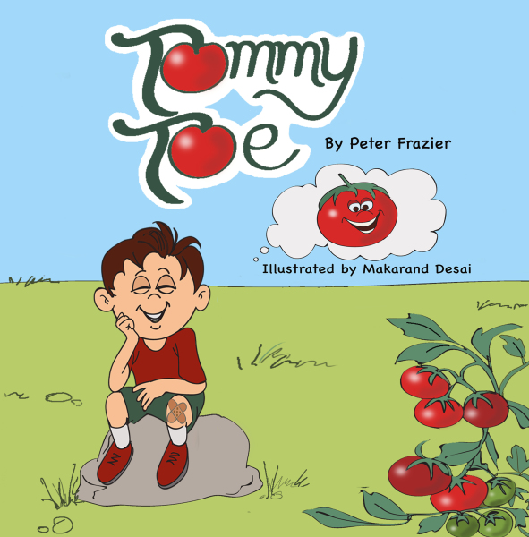 What kid doesn't entertain visions of growing up to become something or somebody else?  Careful consideration convinces Tommy that maybe it's OK to be himself…but not before he cons his audience into believing that to be a tomato might be the way to grow up.  Or possibly a potato?