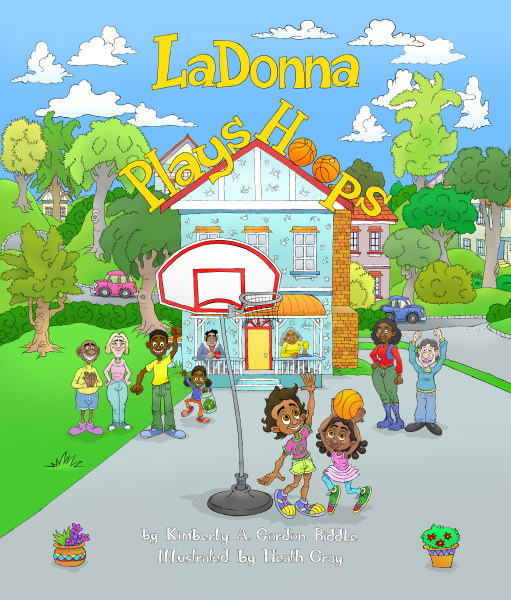 This is an inspirational and contemporary story of a young, African-American girl who goes to visit her grandma for a family reunion.  While there, she tries to become the family hoops star.  She wonders if she has the skill and the will.  The story presents subtle, everyday events that teach life lessons.