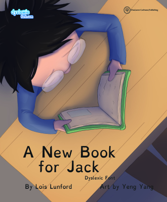 A New Book for Jack Release Date11/21/17