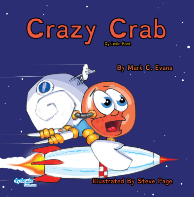 Crazy Crab Dyslexic Font Release Date 8/22/17