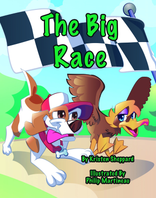 The Big Race Release Date TBD