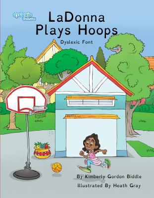 LaDonna Plays Hoops