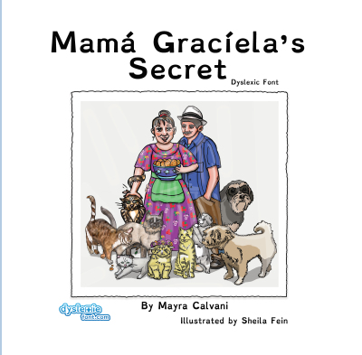 Mamá Gracíela's Secret