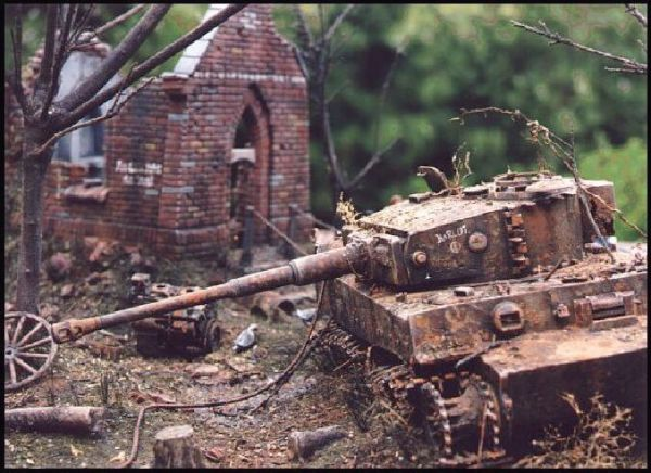 AFTER THE BATTLE - Ardennes 1969