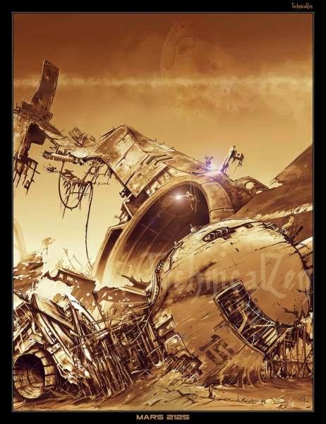 Mars 2125