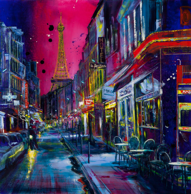 One Night In Paris