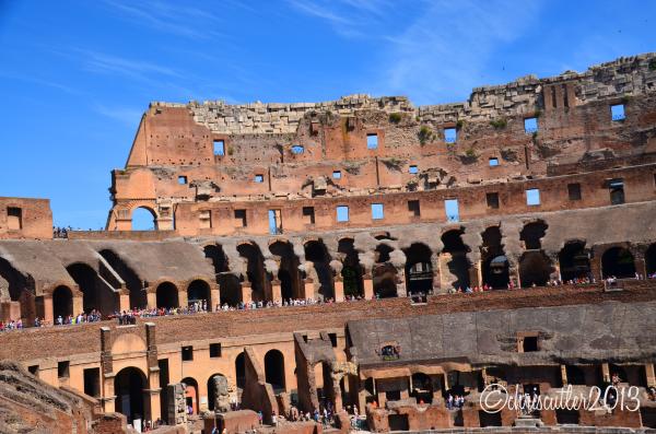 Il Colosseo—Roma