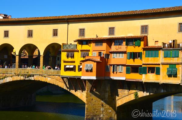 Ponte Vecchio—Firenze