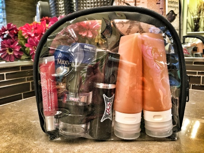 Think All 3-1-1-Quart-sized Travel Bags Are The Same? Think Again.
