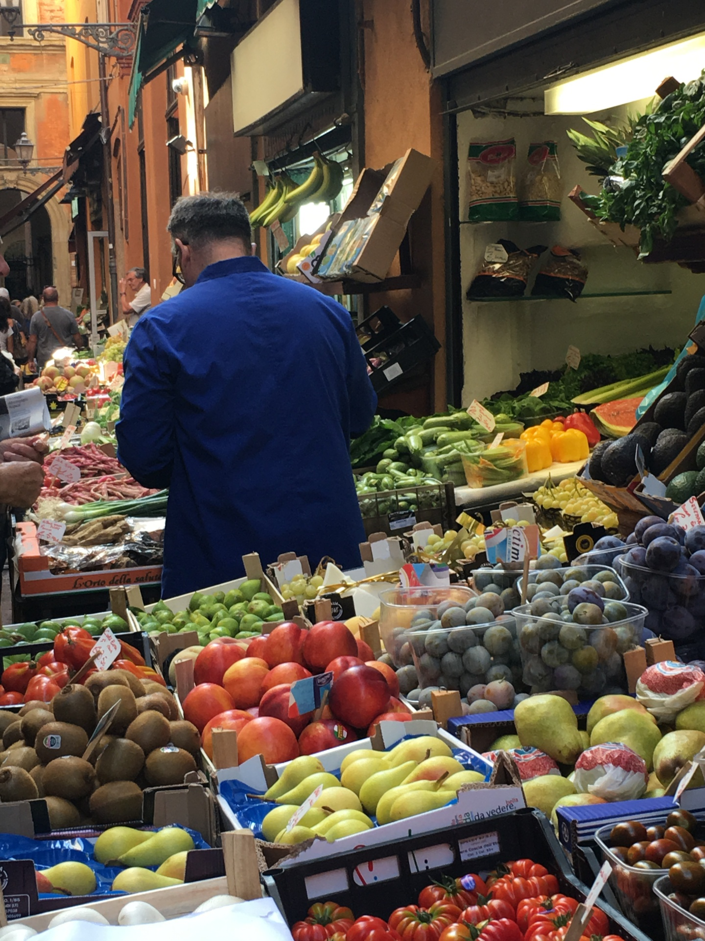 Six Things You Should Know About Italian Markets