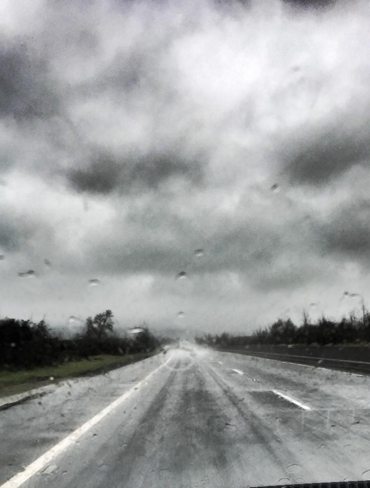 It's Raining in Ireland