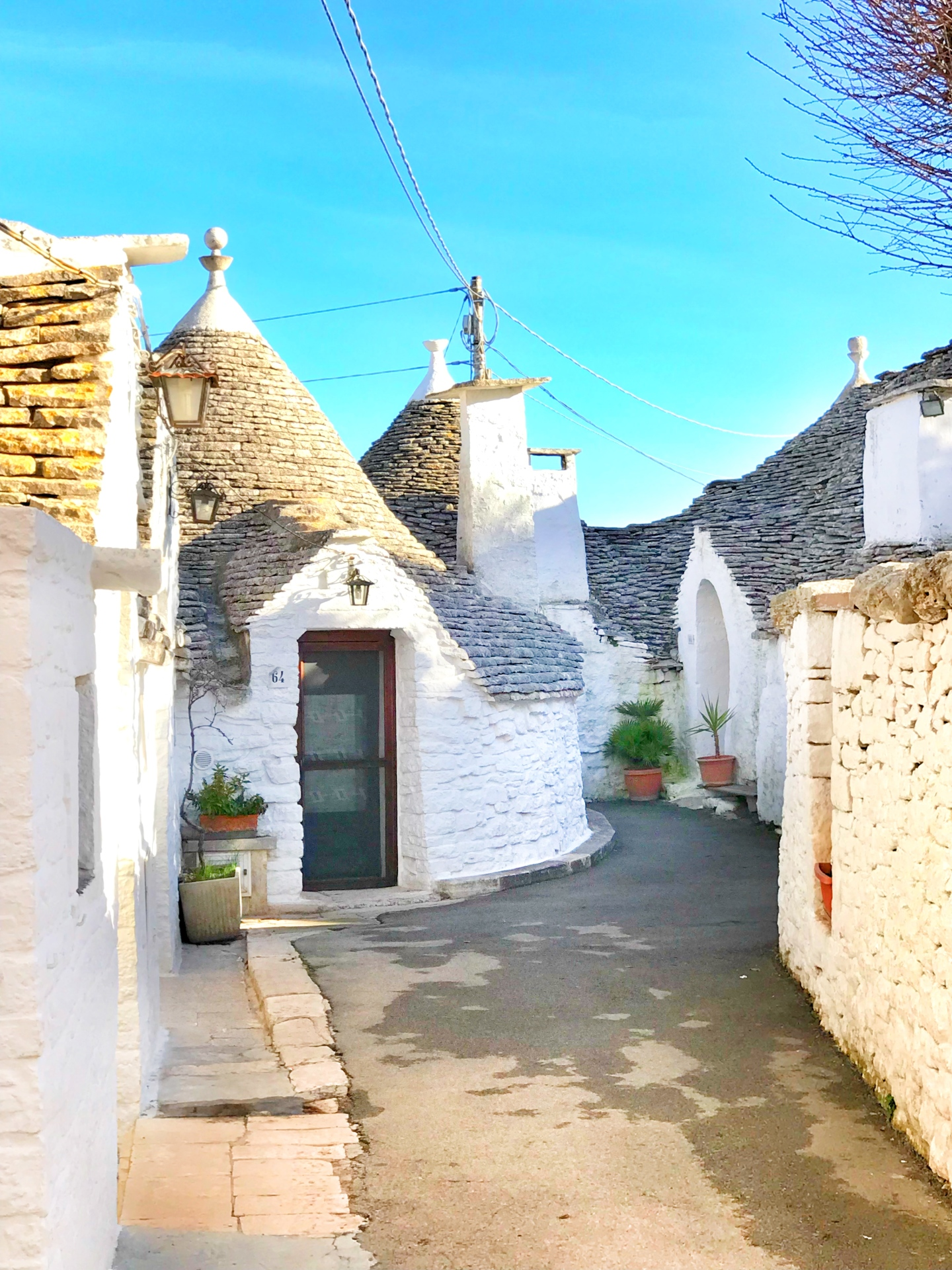 A Trulli Wonderful Day