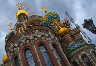 I Can See Russia, Pt.3~Extravagant Holiness