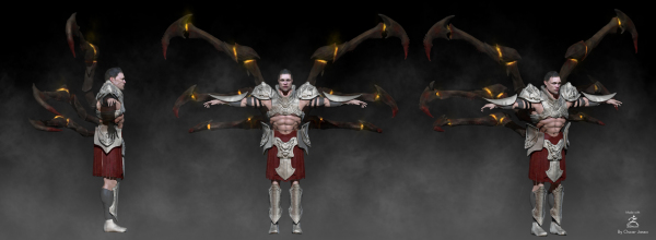 Ares Full Body