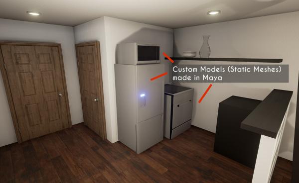Smart Apartment - Night 2