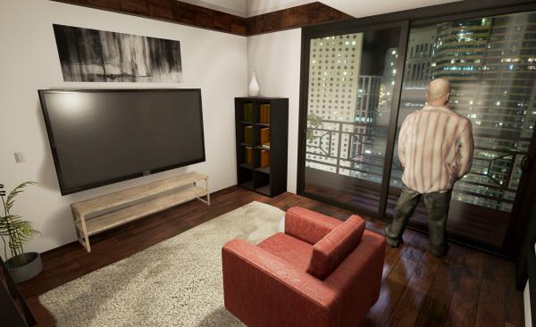 Smart Apartment - Night 3