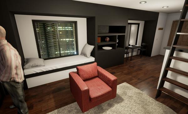 Smart Apartment - Night 4
