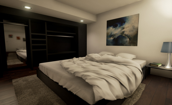 Smart Apartment - Night 5